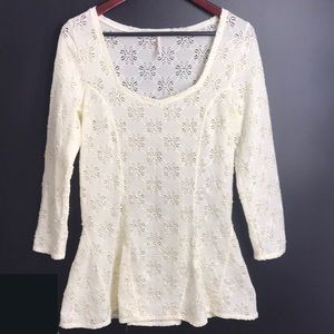 Free People Daisy Top